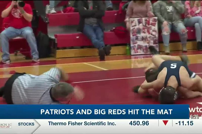 WTAP News @ 6 - Patriots and PHS hit the mat