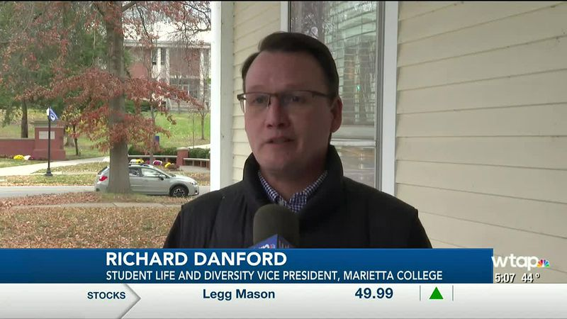 WTAP News @ 5 - Marietta College credits students for helping keep down COVID-19 cases