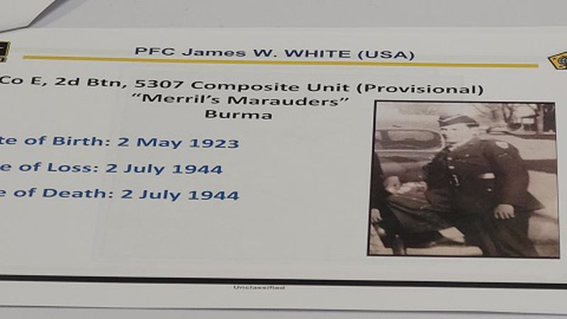 According to family, White was actually born on May 3. This informational packet was provided...