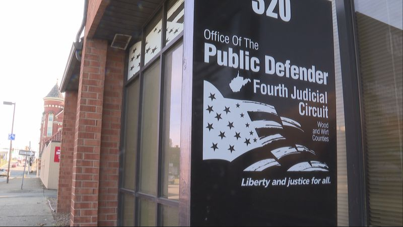 The Public Defender office in Parkersburg is collecting clothing donations.