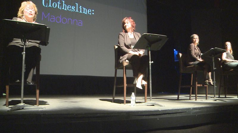 """Five women star in """"Love, Loss, and What I Wore"""" at the Actors Guild of Parkersburg"""