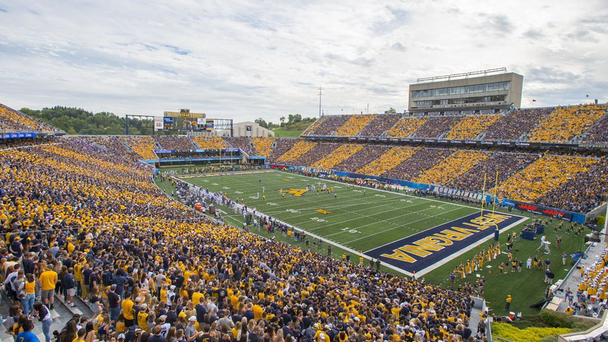 The West Virginia University Department of Intercollegiate Athletics, in coordination with University, state and local officials, has decided that the football season's opener against Eastern Kentucky on Sept. 12 will happen without fans at Milan Puskar Stadium. (Courtesy: West Virginia University)