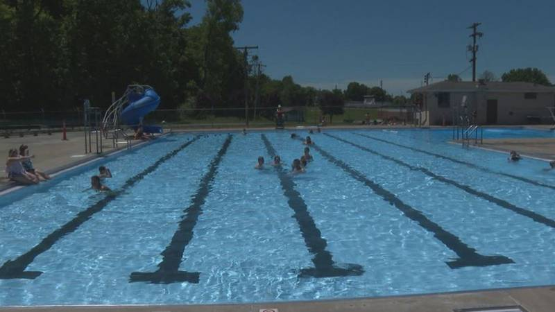 There will be a free pool party for area students at Jackson Pool.