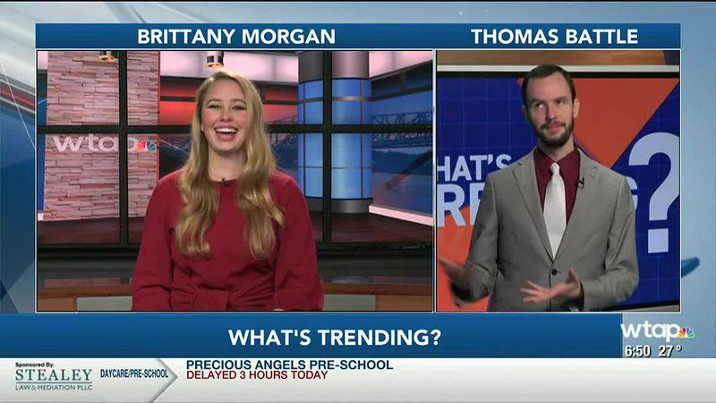 Brittany Morgan and Thomas Battle