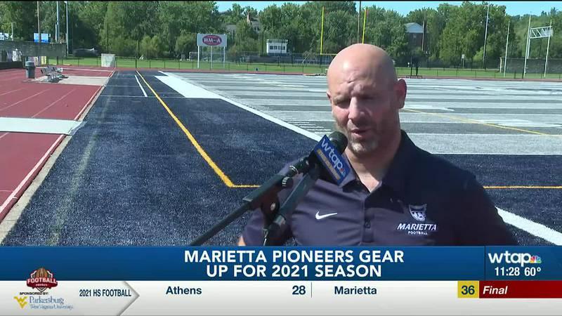 Marietta College Pioneers Preview