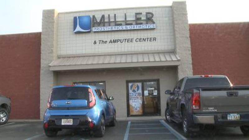 Miller Prosthetics gets state funding