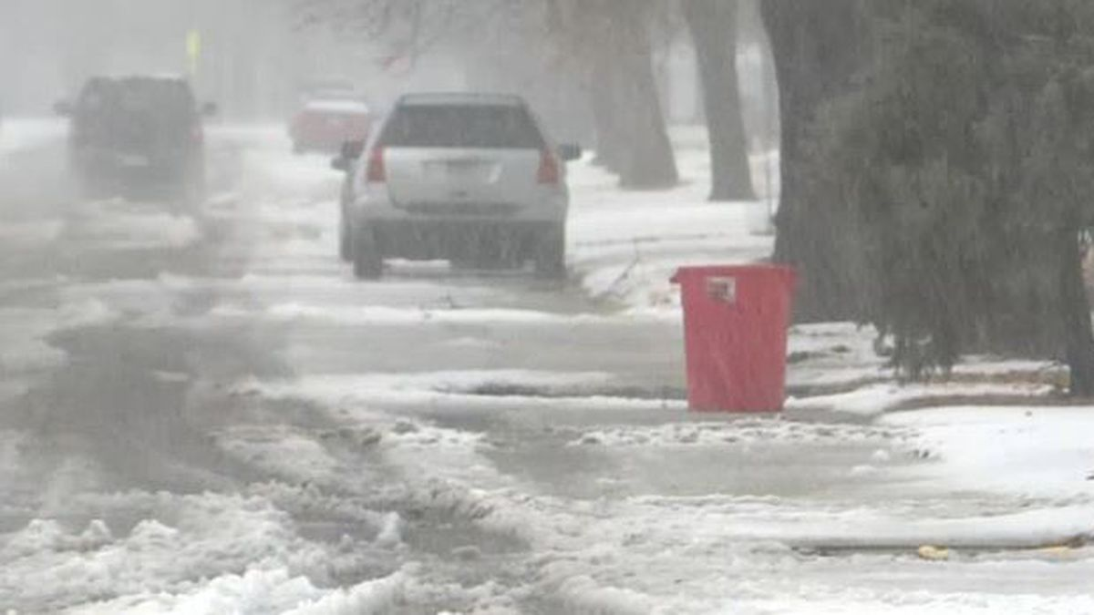With snowy and icy weather, people are asking for their residential streets to be cleared. But...