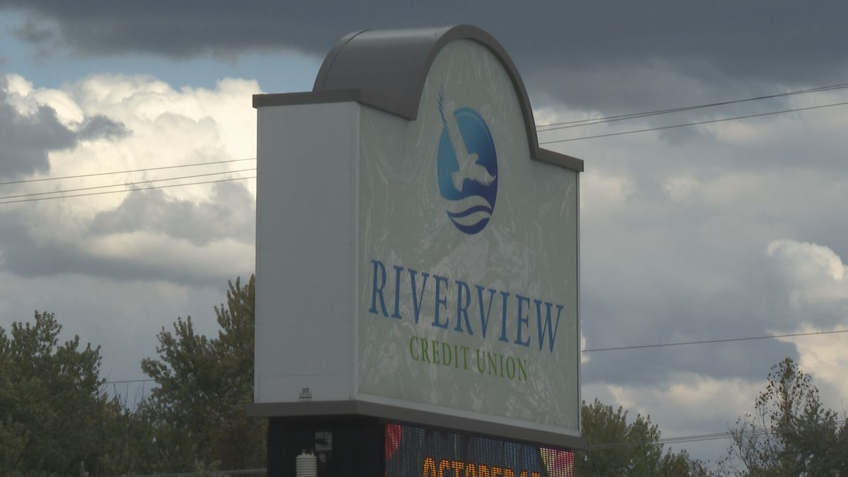 Riverview Credit Union having food drive for Gospel Mission Food Pantry