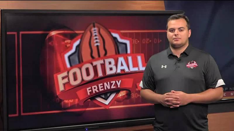 WTAP News @ 11 - Football Frenzy Brandon Penn PKG