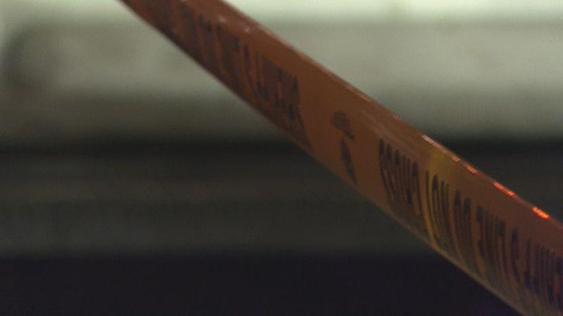 Generic crime scene tape