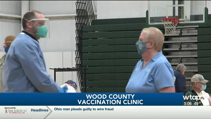 Wood County Vaccination Clinic