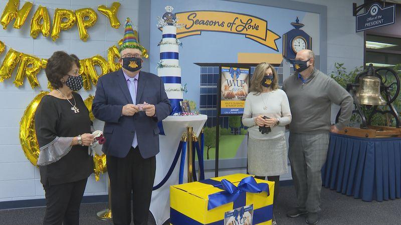 WVU-Parkersburg celebrates 60th birthday