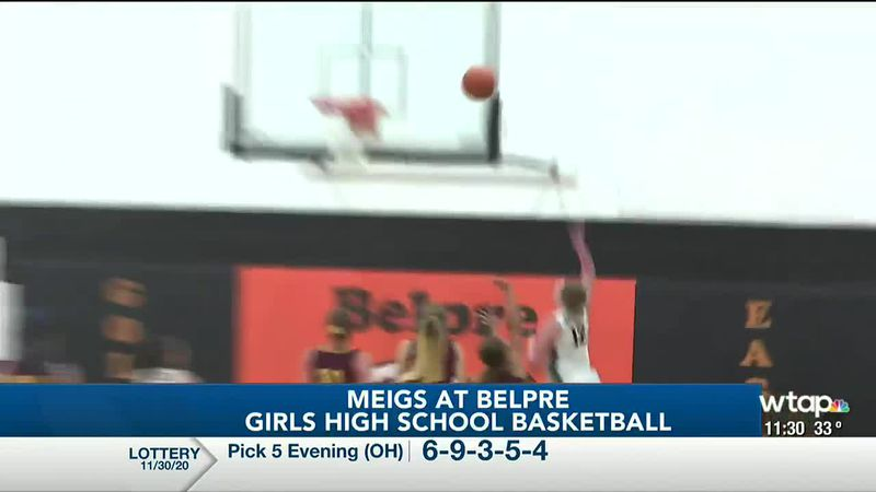 WTAP News @ 11 - VOD - Belpre vs. Meigs