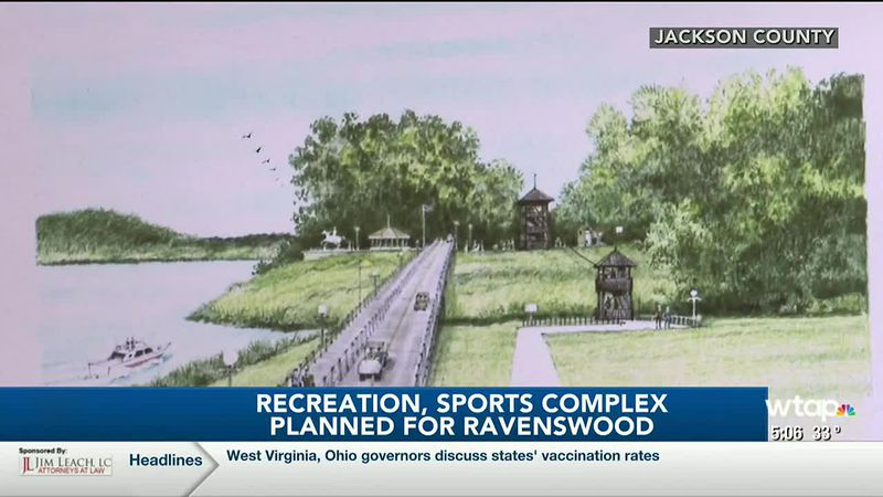 A sports complex is in the works for the City of Ravenswood