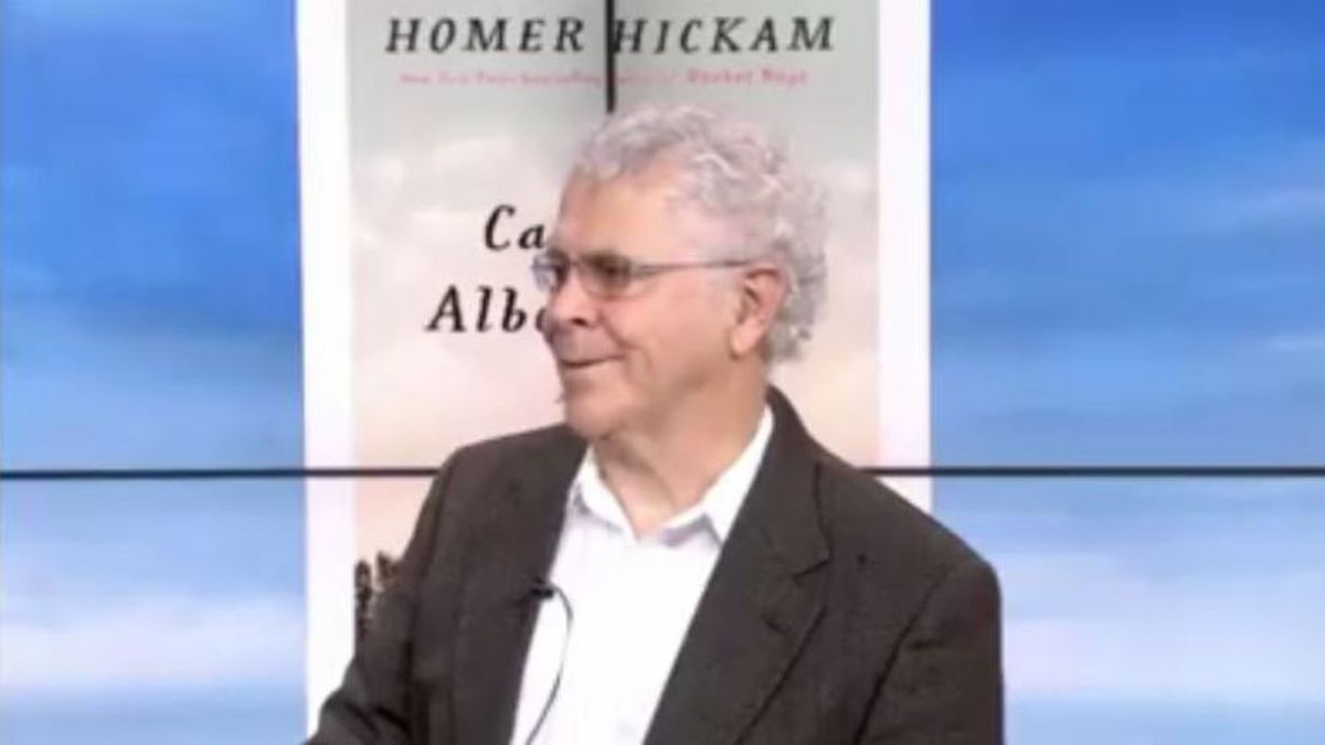 According to the festival's Facebook page, author and former NASA engineer Homer Hickam is...