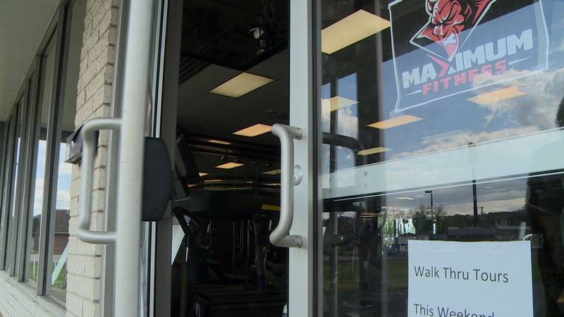 Maximum Fitness has been working to open for 2 years.