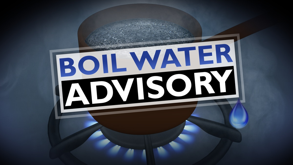 A boil water advisory has been issued for a portion of Panama City.
