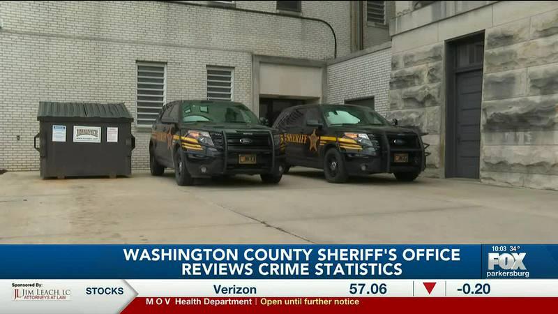 Overall, a decrease in crime
