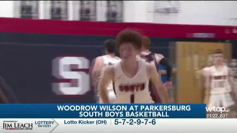 Parkersburg South - Beckley basketball